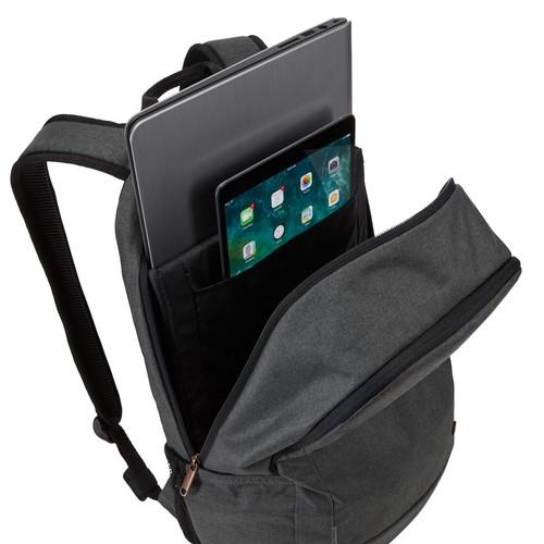 "Rucsac laptop 15.6\'\' Case Logic, buzunar interior pentru tableta 10.5\'\', ""ERABP-116 OBSIDIAN/3203697"" 3"