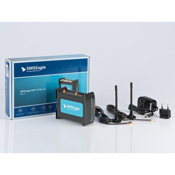 SMSEagle NXS-9750 4G (dual modem) 1