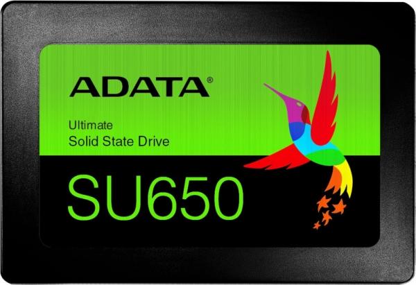 """SSD ADATA 2.5"""" SATA3  240GB Ultimate  SU650 3D TLC NAND """"ASU650SS-240GT-R"""" [0]"""