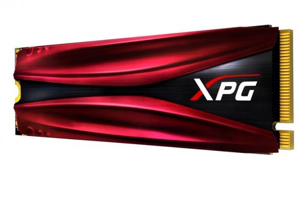 """SSD ADATA M.2 PCIe 256GB, Gen3 x4, XPG GAMMIX S11 Pro, 3D TLC NAND, R/W up to 3200/1700MB """"AGAMMIXS11P-256GT-C"""" 0"""