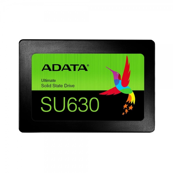 """SSD ADATA, Ultimate SU630, 2.5, 480GB, SATA III, 3D NAND SSD, R/W speed: 520/450MB/s """"ASU630SS-480GQ-R"""" 0"""