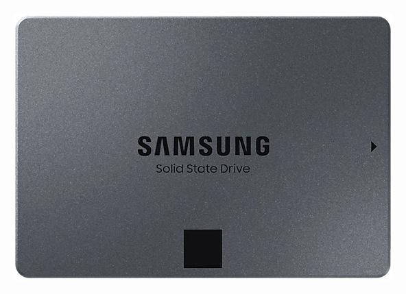 """SSD Samsung, 2TB, 870 QVO, retail, SATA3, R/W speed: 570/530 MB/s """"MZ-77Q2T0BW"""" 0"""