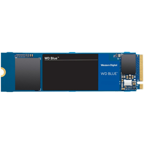SSD WD Blue SN550 (M.2, 250GB, PCIe Gen3 8 Gb/s) 0