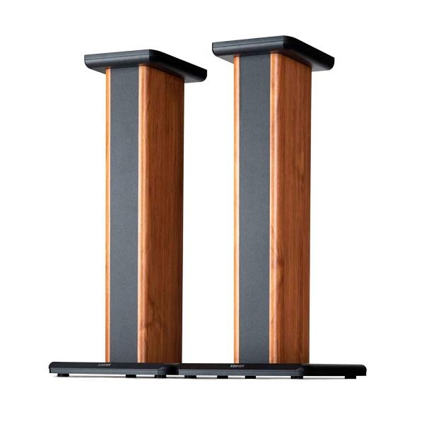 "STAND PENTRU BOXE EDIFIER, dedicat pentru S1000DB, S2000PRO, design elegant, max. 17.5Kg, 290x652x355mm, brown&black, ""SS02"" 0"