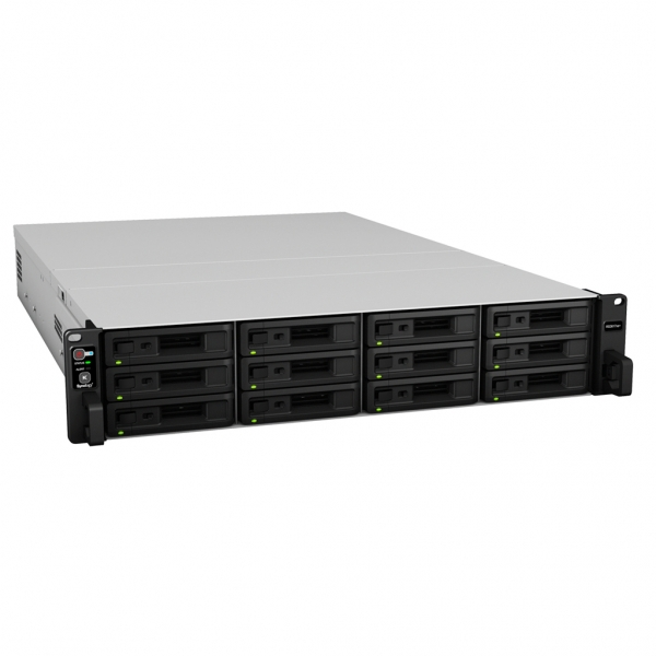 Statie de BACK-UP date Network Attached Storage (NAS) RackStation RS3617xs+ - Synology 2