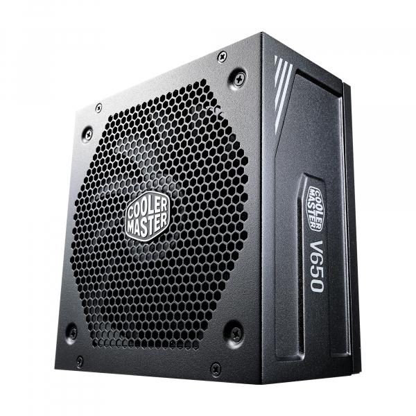 "SURSA COOLER MASTER  650W (real), V650 Gold V2, silent FDB fan 135mm, 80 Plus Gold, 4x PCI-E (6+2), 8x S-ATA, modulara ""MPY-650V-AFBAG-EU"" 0"