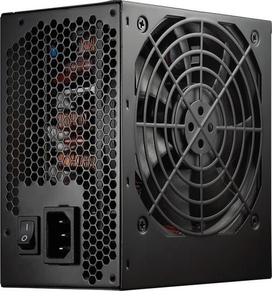 """SURSA FORTRON 550W (real), Raider II, fan 12cm, certificare 80PLUS Silver, >88% eficienta, 2x PCI-E (6+2), 7x SATA """"RA2-550"""" [0]"""