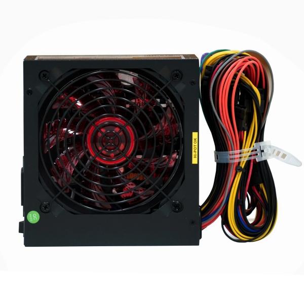 """SURSA Spacer 550 (350W for 550W Desktop PC), fan 120mm, 1x PCI-E (6), 4x S-ATA, 1x P8 (4+4), retail box, """"SP-GP-550"""" [1]"""