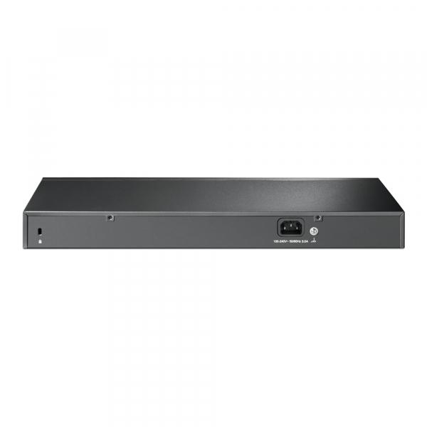 SWITCH TP-LINK  16 porturi Gigabit, 16 x POE 192W total power, 2 x SFP, carcasa metal, \'\'TL-SG1218MPE\'\' (include timbru verde 1 leu) 2