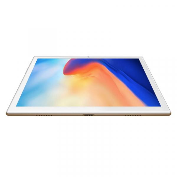 """Tableta Blackview TAB 8  Gold, 10.1"""" IPS, FullHD, Octa-Core, 4GB RAM, 64GB, 4G, Dual Sim, 6580mAh, Camera 13MP, Face ID 2"""