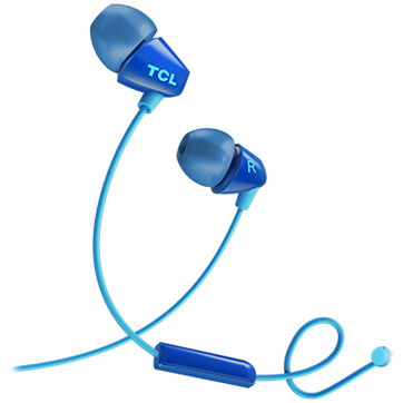TCL In-ear Wired Headset ,Frequency of response: 10-22K, Sensitivity: 105 dB, Driver Size: 8.6mm, Impedence: 16 Ohm, Acoustic system: closed, Max power input: 20mW, Connectivity type: 3.5mm jack, Colo 0