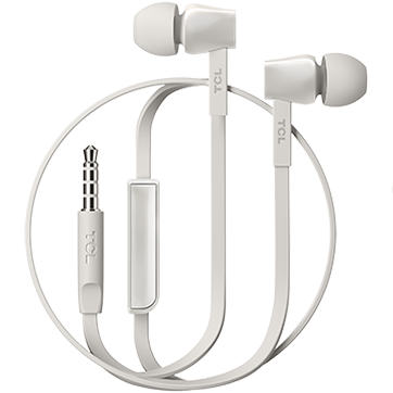 TCL In-ear Wired Headset, Strong Bass, Frequency of response: 10-22K, Sensitivity: 107 dB, Driver Size: 8.6mm, Impedence: 16 Ohm, Acoustic system: closed, Max power input: 20mW, Connectivity type: 3.5 [1]