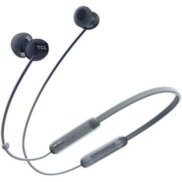 TCL Neckband (in-ear) Bluetooth Headset, Frequency of response: 10-23K, Sensitivity: 104 dB, Driver Size: 8.6mm, Impedence: 28 Ohm, Acoustic system: closed, Max power input: 25mW, Connectivity type: B 0