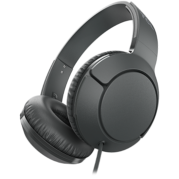 TCL On-Ear Wired Headset, Strong BASS, flat fold, Frequency of response: 10-22K, Sensitivity: 102 dB, Driver Size: 32mm, Impedence: 32 Ohm, Acoustic system: closed, Max power input: 30mW, Connectivity 0
