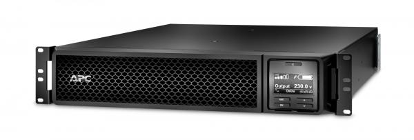 UPS APC Smart-UPS SRT online dubla-conversie 2200VA / 1980W 8 conectori C13 2 conectori C19 extended runtime, baterie RBC31rackabil 0
