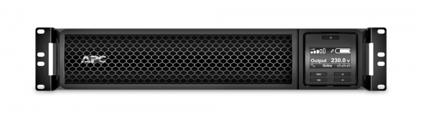 UPS APC Smart-UPS SRT online dubla-conversie 2200VA / 1980W 8 conectori C13 2 conectori C19 extended runtime, baterie RBC31rackabil 1