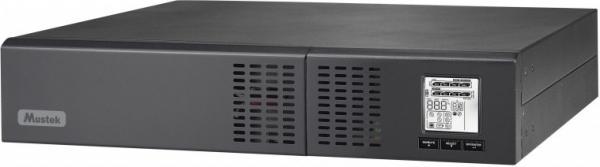"UPS MUSTEK PowerMust 3000 NetGuard (3000VA / 2700W) Line Interactive, IEC, ""3000-LCD-LIS-R20"" (include timbru verde 3 lei) 0"