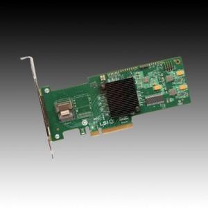RAID Controller INTEL Internal RS2WC040 up to 4 devices (PCI Express 2.0 x8, SAS/SATA II, RAID levels: JBOD, 0, 1, 10, 5, 50) [1]