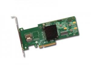 RAID Controller INTEL Internal RS2WC040 up to 4 devices (PCI Express 2.0 x8, SAS/SATA II, RAID levels: JBOD, 0, 1, 10, 5, 50) [0]