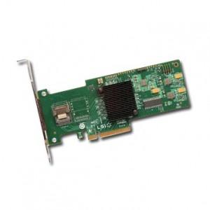 RAID Controller INTEL Internal RS2WC040 up to 4 devices (PCI Express 2.0 x8, SAS/SATA II, RAID levels: JBOD, 0, 1, 10, 5, 50) [2]