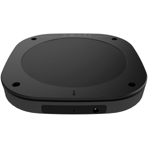 10W Hidden fast charging long distance wireless charger with magnetic sticker.0
