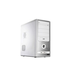 Chassis ASUS TA-882 Middle Tower,  ATX, 7 slots, USB2.0, Audio Line-In, Audio Line-Out, Steel, PSU optional, Air-Duct, Silver/Gray [0]