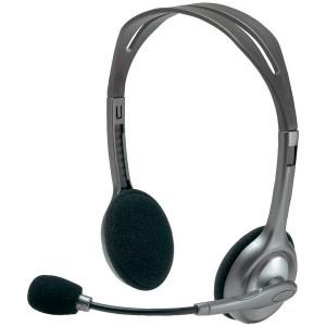 LOGITECH Stereo Headset H110 - ANALOG - EMEA0
