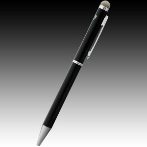 PRESTIGIO Stylus touch pen, for all Smartphones and Tablet PC Black Retail [0]