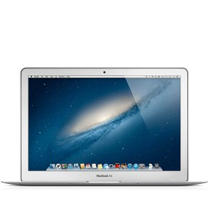 Apple MacBook Air 13.3-inch  Model: A1466, 1.3GHz dual-core Intel Core i5 processor Turbo Boost up to 2.6GHz, Intel HD Graphics 5000, 4GB memory, 128GB flash storage [3]