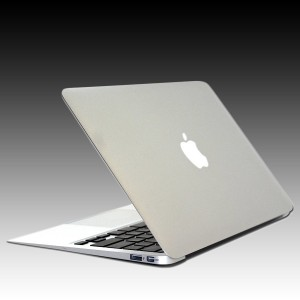 Apple MacBook Air 11-inch Model: A1465, 1.3GHz dual-core Intel Core i5 processor, Turbo Boost up to 2.6GHz, Intel HD Graphics 5000, 4GB memory, 128GB flash storage [1]