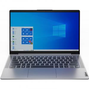 Ultrabook Lenovo 14'' IdeaPad 5 14IIL05, FHD, Procesor Intel® Core™ i5-1035G1 (6M Cache, up to 3.60 GHz), 16GB DDR4, 512GB SSD, GeForce MX350 2GB, Free DOS, Platinum Grey