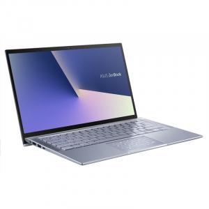 Laptop ultraportabilASUS 14'' ZenBook 14 UX431FL, Full HD, Procesor Intel® Core™ i5-10210U (6M Cache, up to 4.20 GHz), Memorie 8GB, 512GB SSD, GeForce MX250 2GB, Utopia BlueMetal, Licenta Windows 105
