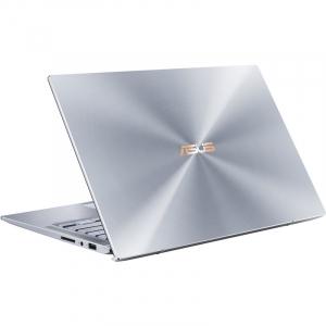 Laptop ultraportabilASUS 14'' ZenBook 14 UX431FL, Full HD, Procesor Intel® Core™ i5-10210U (6M Cache, up to 4.20 GHz), Memorie 8GB, 512GB SSD, GeForce MX250 2GB, Utopia BlueMetal, Licenta Windows 109