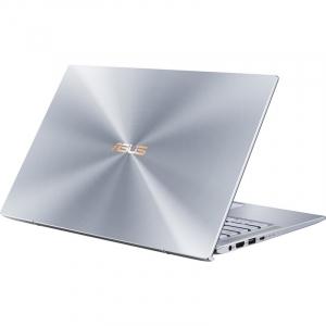 Laptop ultraportabilASUS 14'' ZenBook 14 UX431FL, Full HD, Procesor Intel® Core™ i5-10210U (6M Cache, up to 4.20 GHz), Memorie 8GB, 512GB SSD, GeForce MX250 2GB, Utopia BlueMetal, Licenta Windows 108