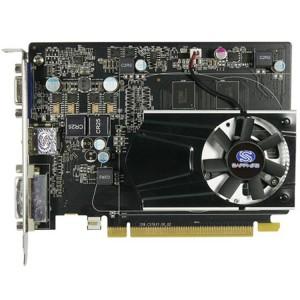 VC SAPPHIRE AMD Radeon R7 240 1G GDDR5 PCI-E HDMI / DVI-D / VGA WITH BOOST, 730MHz (780MHz) / 1150Hz, 128-bit, 1 slot active, , LITE0