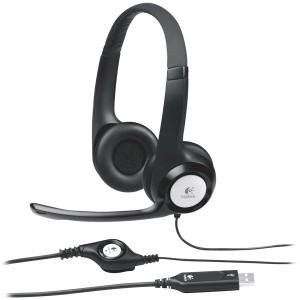 LOGITECH USB Headset H390 - USB - EMEA1