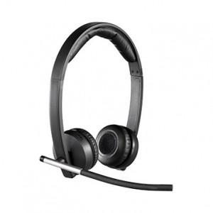 LOGITECH UC Wireless Stereo USB Headset H820E - Business EMEA280