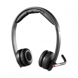LOGITECH UC Wireless Stereo USB Headset H820E - Business EMEA283