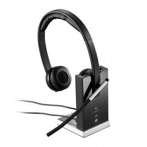 LOGITECH UC Wireless Stereo USB Headset H820E - Business EMEA282