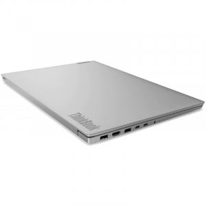 Laptop Lenovo 15.6'' ThinkBook 15 IIL, FHD IPS, Procesor Intel® Core™ i3-1005G1 (4M Cache, up to 3.40 GHz), 8GB DDR4, 256GB SSD, GMA UHD, No OS, Mineral Gray3