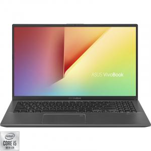 Laptop ASUS 15.6'' VivoBook 15 X512JA, FHD, Procesor Intel® Core™ i5-1035G1 (6M Cache, up to 3.60 GHz), 8GB DDR4, 512GB SSD, GMA UHD, No OS, Grey3
