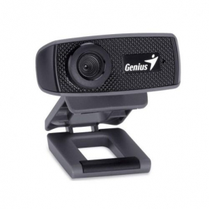 Webcam Genius HD 720p Facecam 1000x, CMOS, 720p up to 30fps, microfon, Black USB, Uvc, Ipm