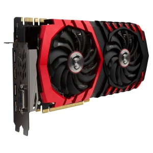 MSI Video Card GeForce GTX 1070 GDDR5 8GB/256bit, 1582MHz/8008MHz, PCI-E 3.0 x16, 3xDP, HDMI, DVI-D, Twin Frozr VI Cooler (Double Slot), Retail0