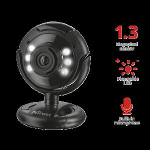 Camera WEB Trust SpotLight Pro Webcam LED Lights0