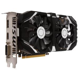 MSI Video Card GeForce GTX 1060 OC GDDR5 6GB/192bit, 1544MHz/8008MHz, PCI-E 3.0 x16, DP, HDMI, DVI-D, Sleeve 2X Fan Cooler (Double Slot), Retail1