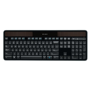 """""""LOGITECH Wireless Keyboard K750 Solar - NSEA - UK Layout"""" """"920-002929""""0"""