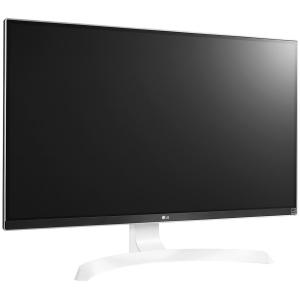 Monitor LED LG 27UD69P-W 27\'\' FreeSync, 3840x2160, IPS, 4K, 1000:1, 5000000:1(DCR), 178/178, 5ms, 300cd, 2xHDMI, Display Port, USB3.0, VESA,Black3