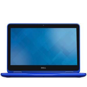 Dell Inspiron 11 (3168) 3000 Series, 11.6-inch Touch HD (1366x768), Intel Pentium N3710, 4GB (1x4GB) DDR3L 1600MHz, 500GB SATA (5400rpm), noDVD, Intel HD Graphics, WiFi 802.11BGN, Blth, non-Backlit Kb0