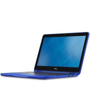 Dell Inspiron 11 (3168) 3000 Series, 11.6-inch Touch HD (1366x768), Intel Pentium N3710, 4GB (1x4GB) DDR3L 1600MHz, 500GB SATA (5400rpm), noDVD, Intel HD Graphics, WiFi 802.11BGN, Blth, non-Backlit Kb3