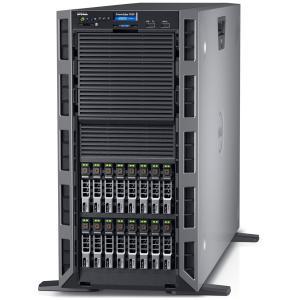 Server Dell PowerEdge T630 - Tower - 1x Intel Xeon E5-2620v4 8C/16T 2.1GHz, 16GB (1x16GB) DDR4-2400 RDIMM, DVD+/-RW, 1x 240GB SSD (max. 16 x 2.5\'\' hot-plug HDD), RAID PERC H730 1GB Cache, iDRAC8 Ent0